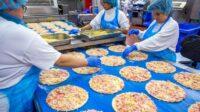 Na produkcji pizzy bez znajomości języka praca Norwegia od zaraz w fabryce Bergen