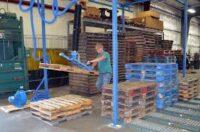 Bez języka Niemcy praca od zaraz jako pracownik produkcji palet drewnianych, Dortmund