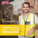 Oferta pracy w Holandii od zaraz na magazynie DHL w Zaltbommel,