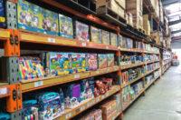 Bez znajomości języka praca Anglia magazyn zabawek od zaraz w Liverpoolu