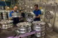 Od zaraz praca Czechy produkcja felg bez znajomości języka fabryka w Mošnov