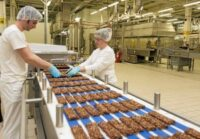W Bremen bez znajomości języka pakowanie wafelków Niemcy praca od zaraz 2021