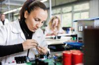 Bez języka oferta pracy w Czechach od zaraz produkcja-montaż elektroniki w Mikulov