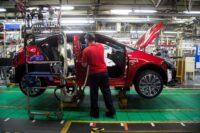 Bez znajomości języka praca Anglia na produkcji samochodów od zaraz w Derby